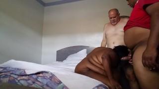 Nagyon Kövér Néger Nőt Két Kövér Pasi Dugja