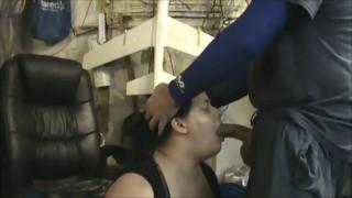 Fekete Hajú Duci Csajt Nagy Vastag Farkú Roma Pasi Szoptatja